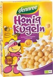 Cereals HONEY balls BIO