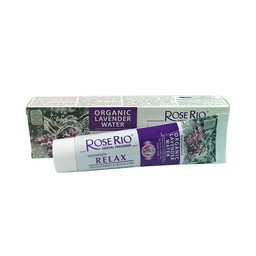 Organic Toothpaste with Lavender Water, 65 ml.