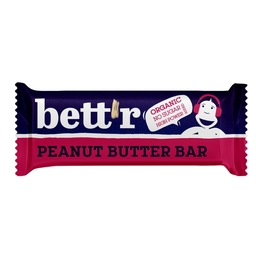 Bio Bar with Peanut Butter