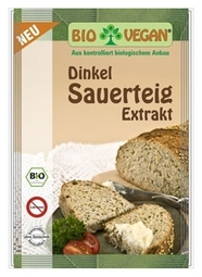 Bio yeast extract spelled (Dinkel)