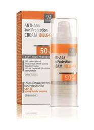 Anti-aging sunscreen for face Bile - PH series protection with SPF 50