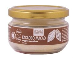 Organic raw cocoa butter, 100ml.