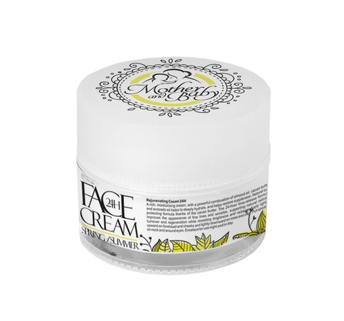Face cream 24 hours Spring / Summer