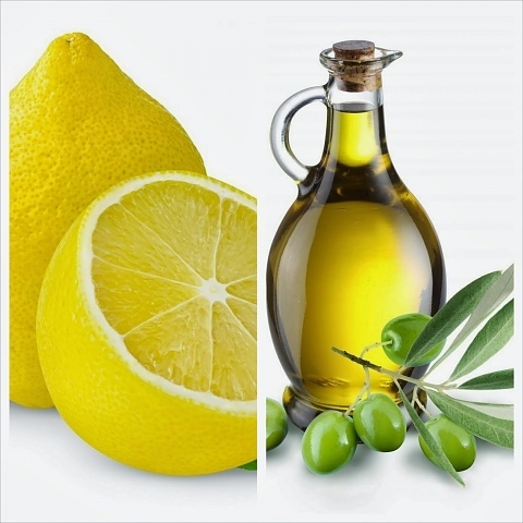 Оливковое масло и лимонный сок для печени