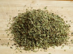 Oregano contains 12 times more antioxidants than orange and 42 times more than apple