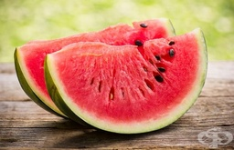 How watermelon influences our health and our line